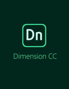 Adobe Dimension CC 2018