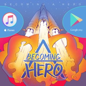 Альбом Becoming A Hero